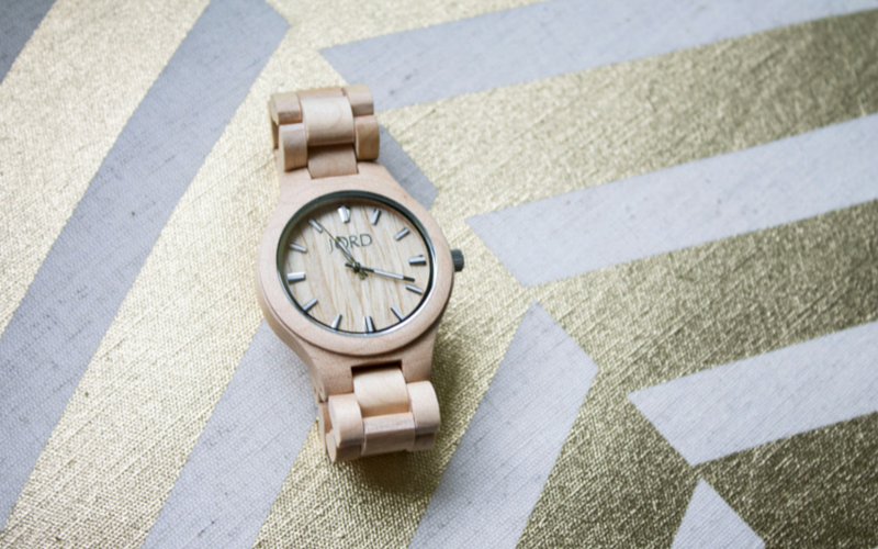 Summer Lookbook with Jord Watches