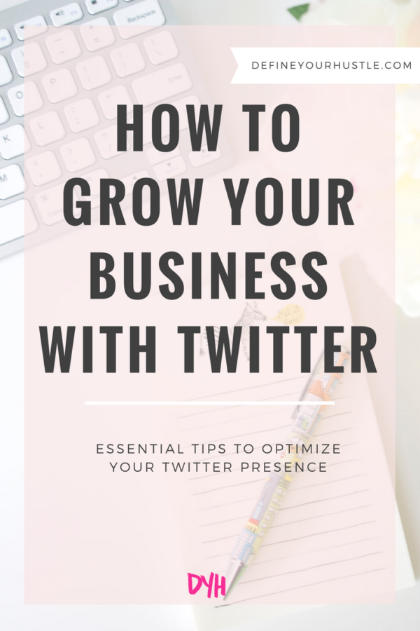 How to Grow Your Business with Twitter
