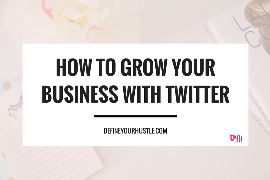grow your business with twitter