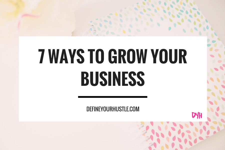 grow your business, how to grow your online business