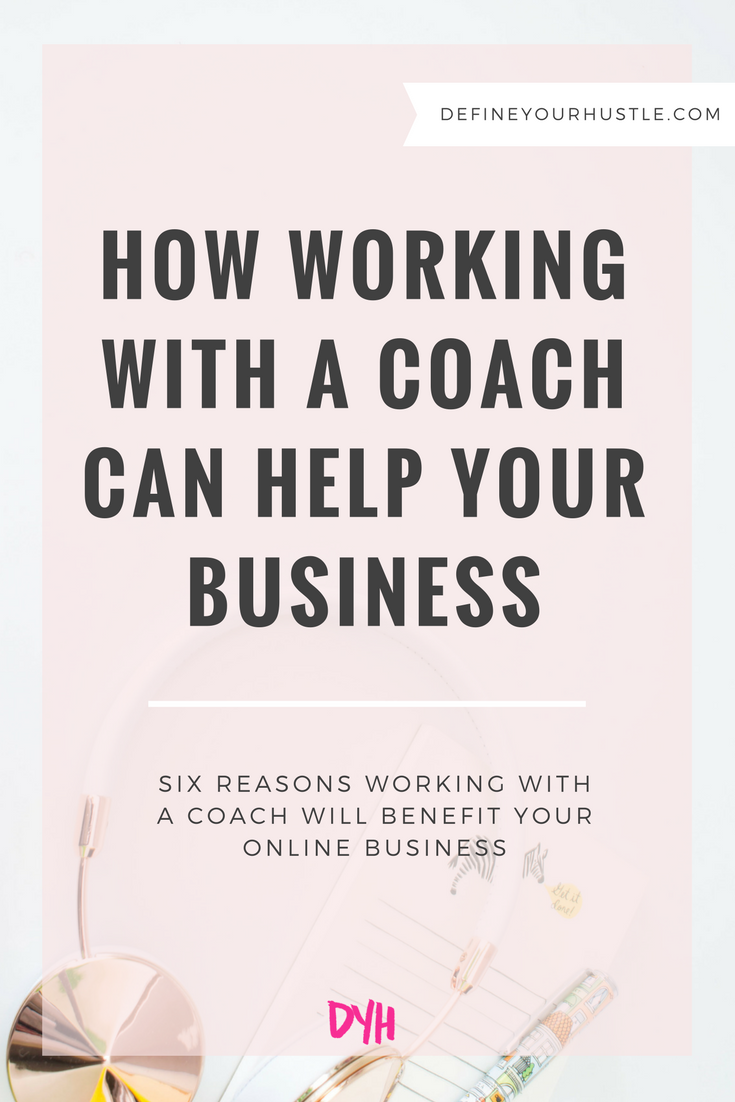working with a coach