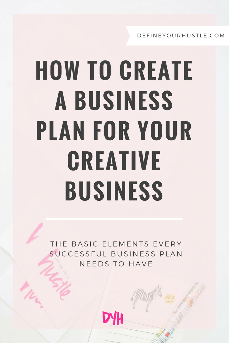 how do i develop a business plan