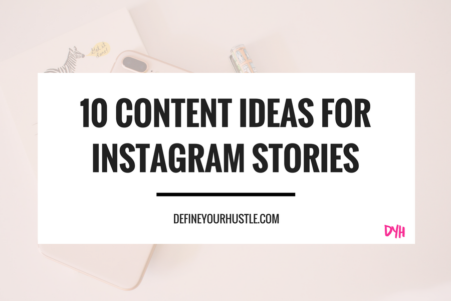 10 content ideas for instagram stories simple ideas you can share now content ideas for instagram stories stopboris Gallery