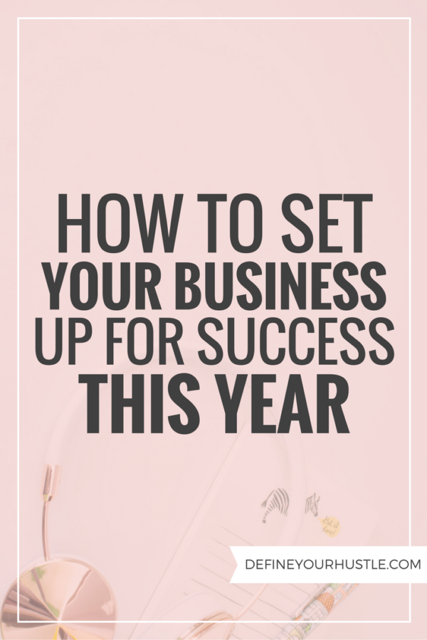 How to Set Your Business Up for Success This Year