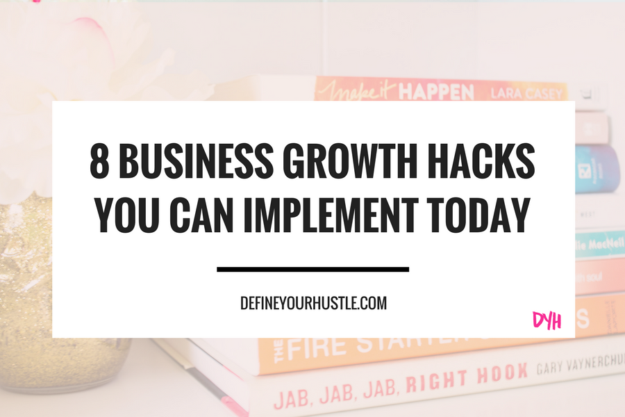 business growth hacks