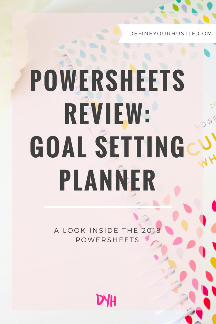 2018 PowerSheets review